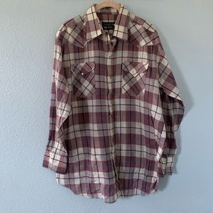 Panhandle Long Sleeved Pearl Snap Western Shirt 17